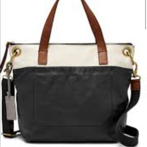 Fossil Keely Large Tote_great price & Condition